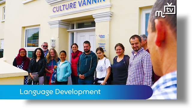 Preview of - Culture Vannin: Language Development