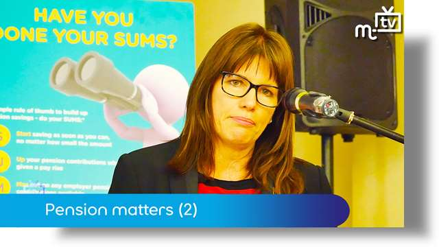 Preview of - Pension Matters: Sharon Sutton