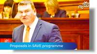 Tynwald June 2018: proposals in SAVE programme
