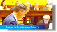 Tynwald June 2018: future of the Enterprise Development Scheme