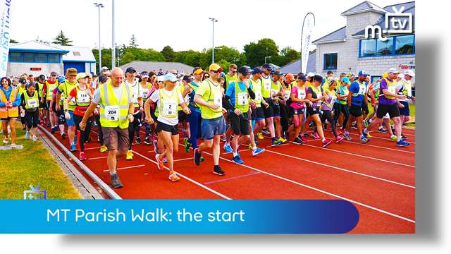 Preview of - MT Parish Walk: the start