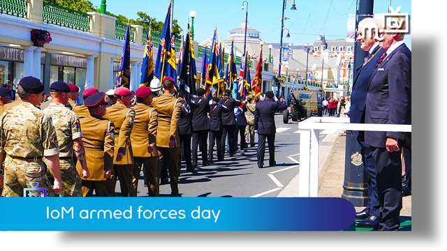 Preview of - Isle of Man Armed Forces Day