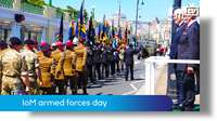 Isle of Man Armed Forces Day