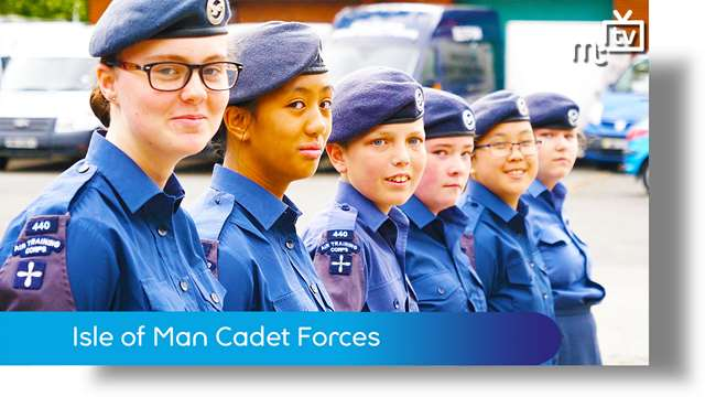 Preview of - Isle of Man Cadet Forces