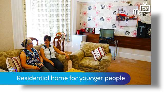 Preview of - Residential home to be carer for younger people