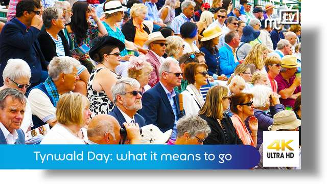 Preview of - Tynwald Day 2018: why people go?