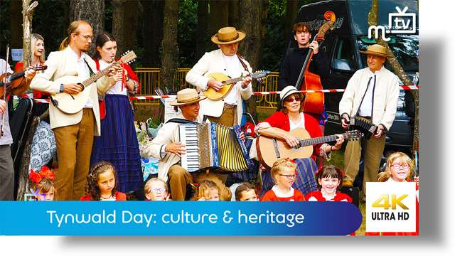 Preview of - Tynwald Day: culture and heritage