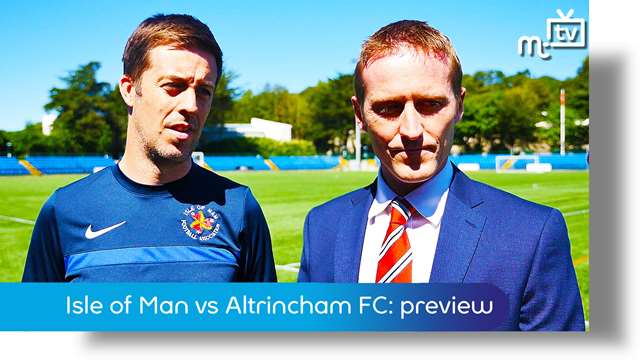 Preview of - Isle of Man vs Altrincham FC: preview