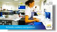 Schools cookery competition