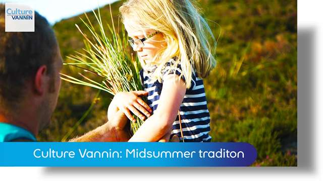 Preview of - Culture Vannin: Midsummer tradition