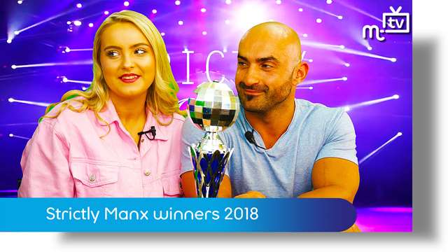 Preview of - Strictly Manx winners 2018