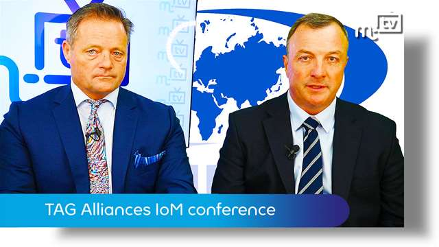 Preview of - Accountancy firms hold IoM conference