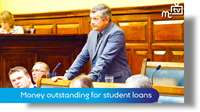 Q11: Money outstanding for student loans