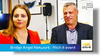 Bridge Angel Network: Pitch It event