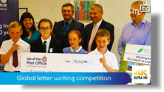 Preview of - Global letter writing competition