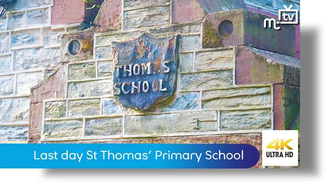Preview of - Last day at St Thomas' CofE Primary School