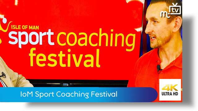 Preview of - IoM Sport Coaching Festival