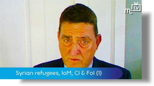 Preview of - Syrian refugees, IoM, CI & FoI (1)