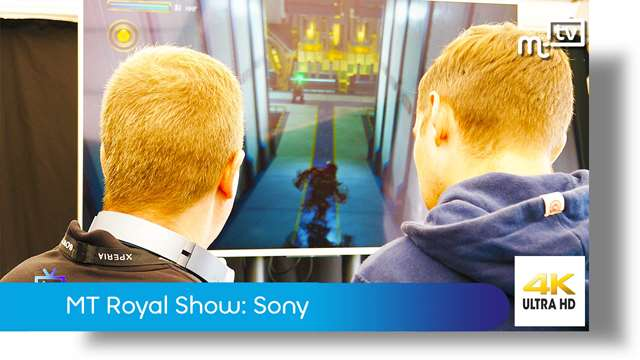 Preview of - MT Royal Show: Sony