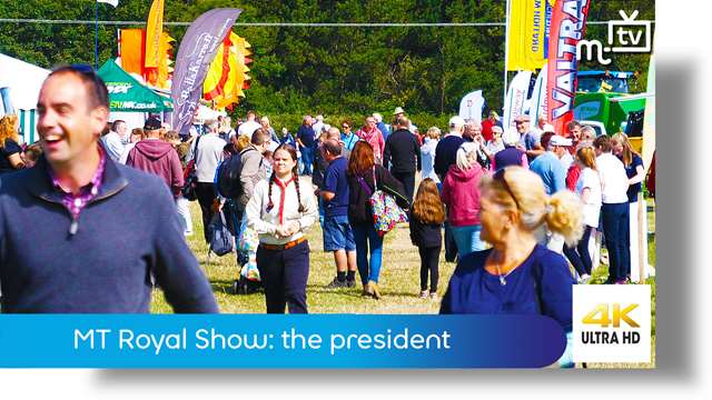 Preview of - MT Royal Show: the president