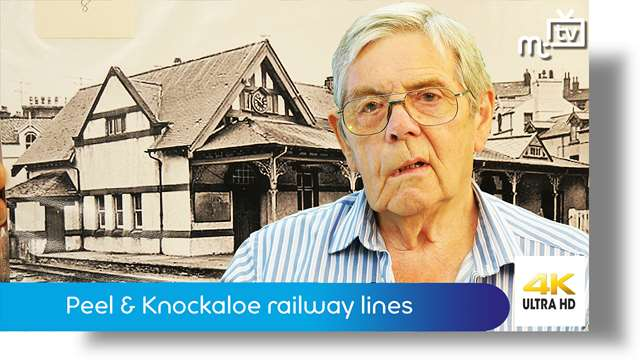 Preview of - Peel & Knockaloe railway lines remembered