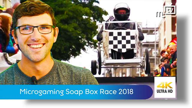 Preview of - Microgaming Soap Box Race 2018 preview