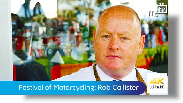 Preview of - Festival of Motorcycling: Rob Callister