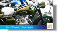 Festival of Motorcycling: Triumph
