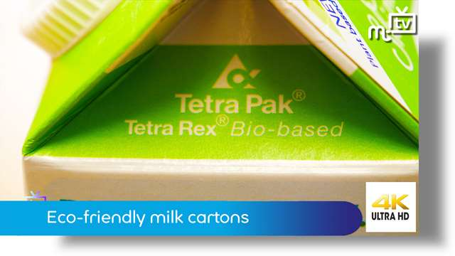 Preview of - Eco-friendly milk cartons