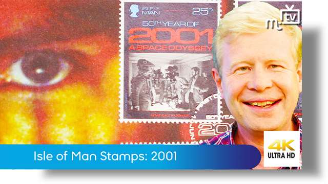 Preview of - 2001: A Space Odyssey: the stamps