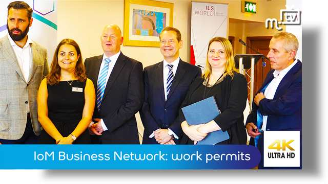 Preview of - IoM Business Network: work permits debate