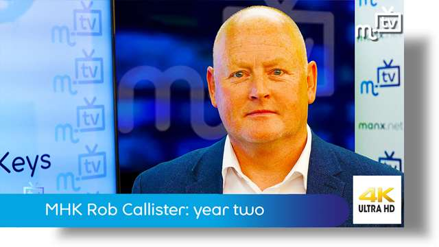 Preview of - Year two report: Rob Callister