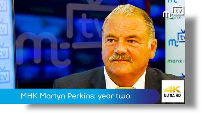 Preview of - Year two report: Martyn Perkins
