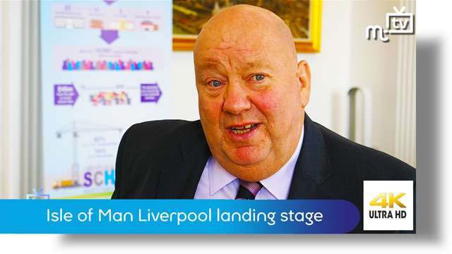 Preview of - The future of the Isle of Man Liverpool landing stage