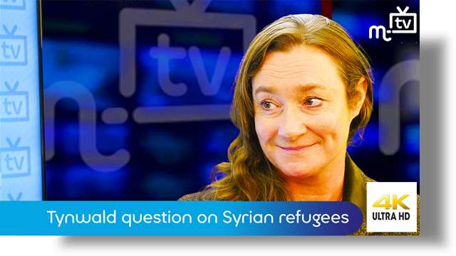 Preview of - Tynwald question on Syrian refugees