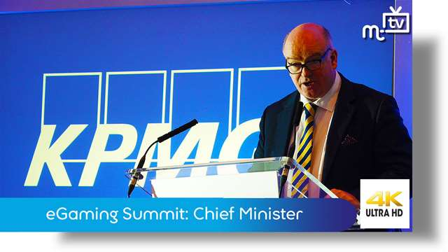 Preview of - KPMG Isle of Man eGaming Summit: Chief Minister