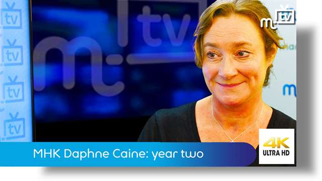 Preview of - Year two report: Daphne Caine