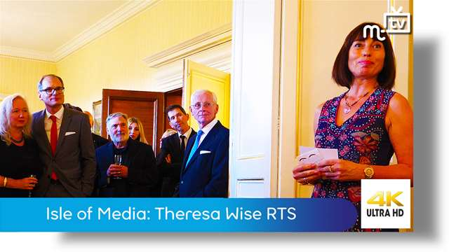 Preview of - Isle of Media: Theresa Wise RTS