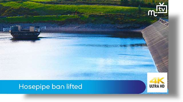 Preview of - Hosepipe ban lifted