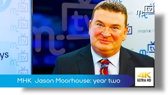 Preview of - Year two report: Jason Moorhouse