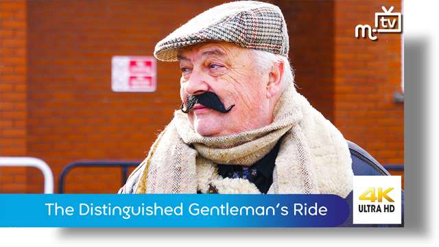 Preview of - The Distinguished Gentleman's Ride