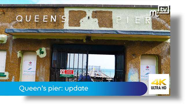 Preview of - Queen's pier Ramsey: update
