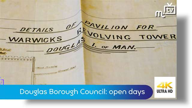 Preview of - Douglas Borough Council: open days
