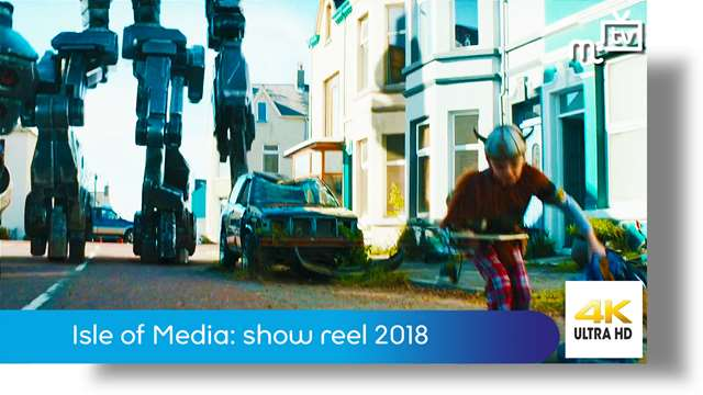 Preview of - Isle of Media: show reel 2018