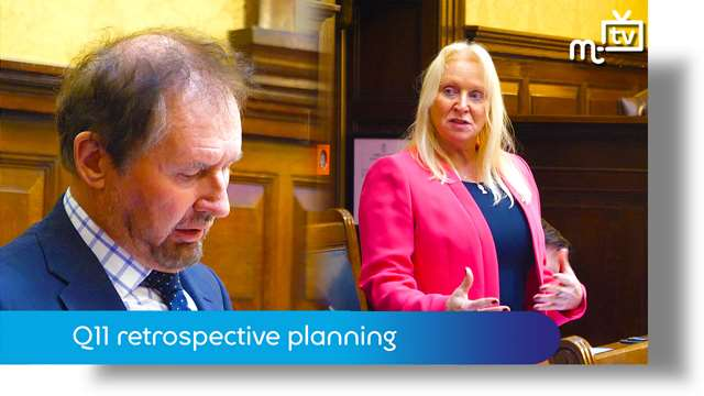 Preview of - Tynwald Oct 18: Q11 retrospective planning