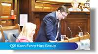 Tynwald Oct 18: Q21 Korn Ferry Hay Group