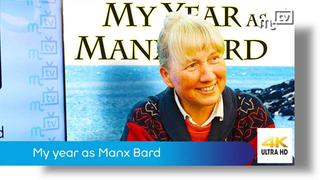 Preview of - My year as Manx Bard: Sara Goodwins