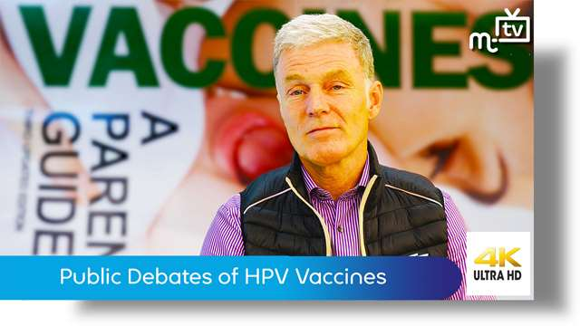 Preview of - Public Debates of HPV Vaccines