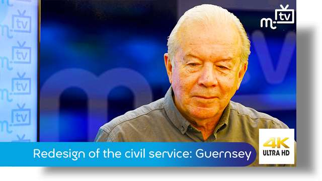 Preview of - Redesign of the civil service: Guernsey