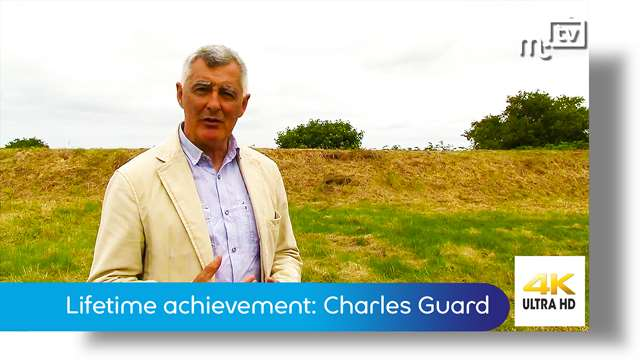 Preview of - Excellence Awards Lifetime achievement: Charles Guard
